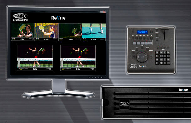 Broadcast Pix introduces slo-mo replay HD-system