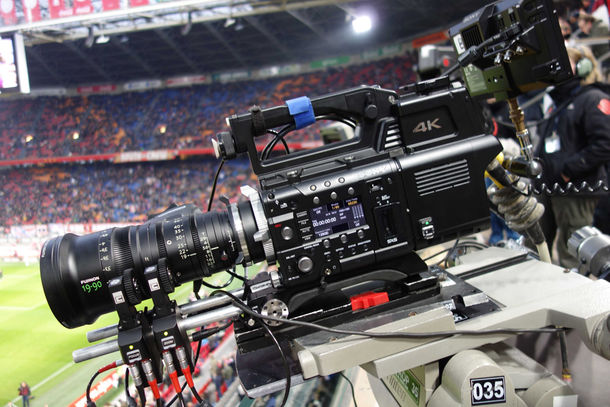 4k test productions in the Netherlands