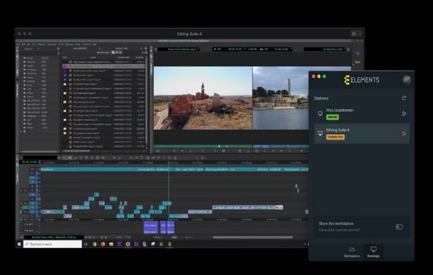 ELEMENTS launches new Remote Editing Software