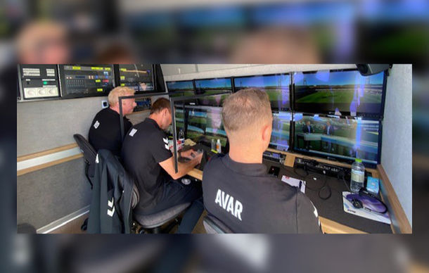 Danish Football Union Selects NEP & EVS for VAR Rollout