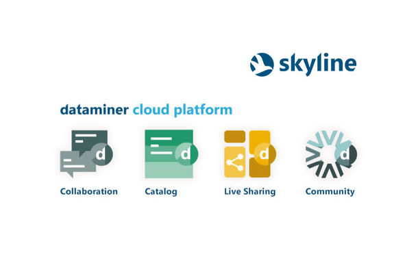 Skyline launches new DataMiner Cloud Platform