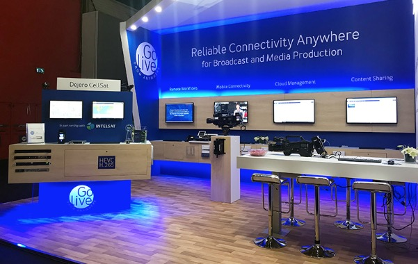 Dejero showcases latest 5G-Ready Solutions