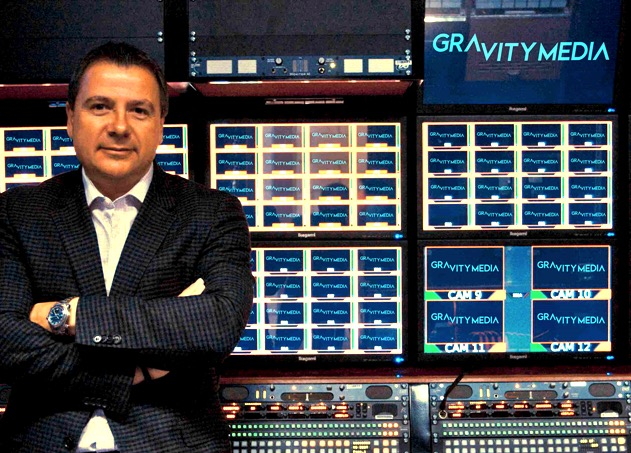 John Newton, CEO at Gravity Media ©Gravity Media