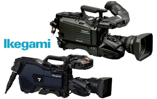 Ikegami UHK-430 and HDK-99