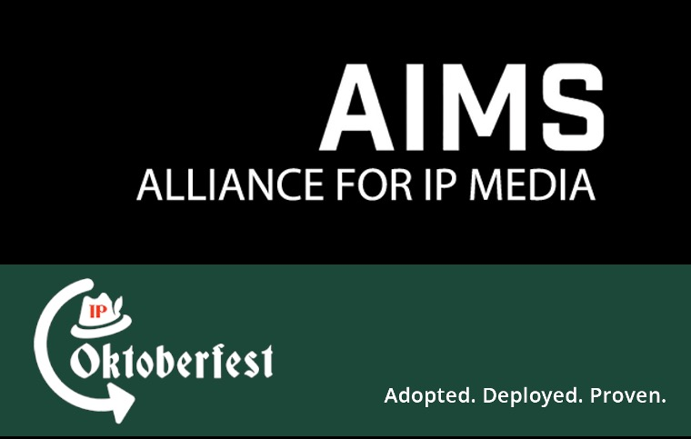 AIMS presents IP Oktoberfest 2020
