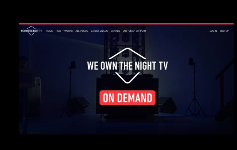Red Bee OTT services at WE OWN THE NIGHT TV