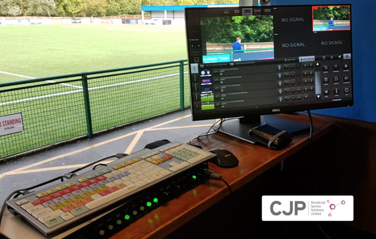 Oxford City FC Achieves Live Stream TV Success with CJP Broadcast