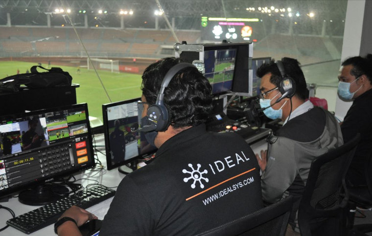 Ideal Systems Relies on Cloud-Based Remote Productions