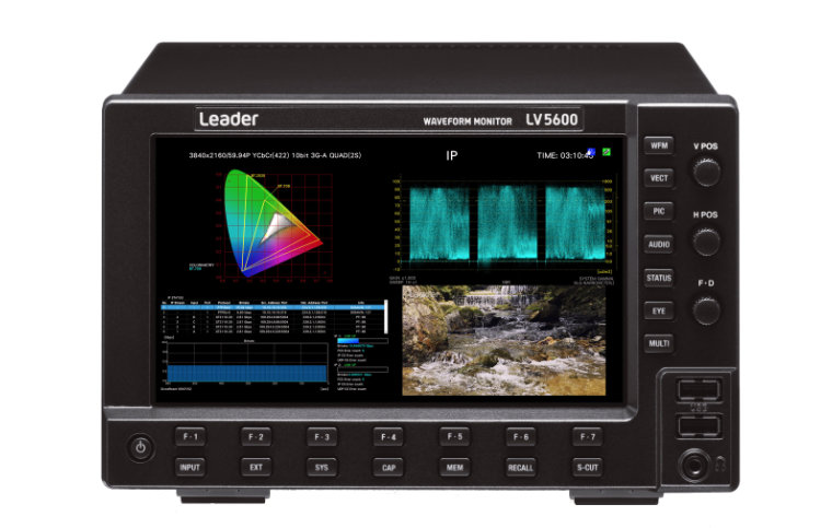 Ikegami Europe Invests in Leader Tech
