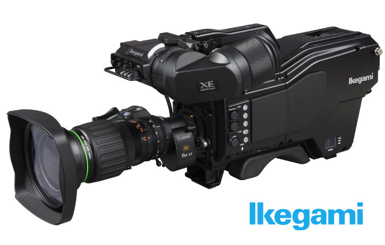 New Addition to Ikegami's UNICAM XE 4K system