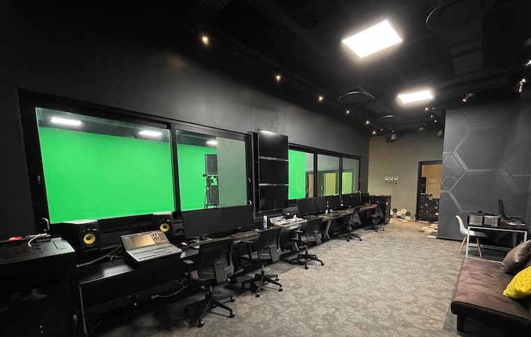 Pixel Nation builds new virtual production studio on StreamWorks live streaming infrastructure