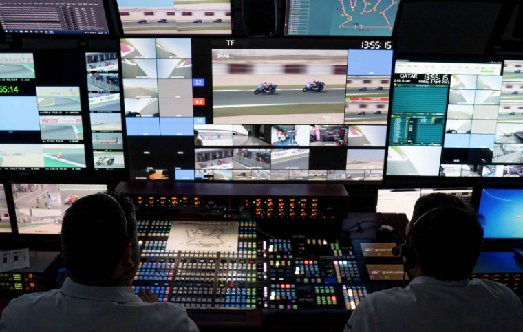 DORNA Sports selects Kahuna 6400 production switcher