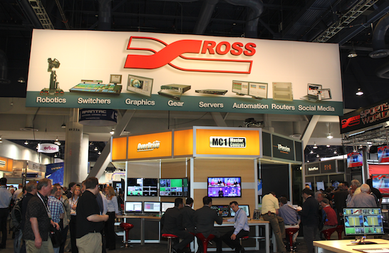 Ross Video at NAB